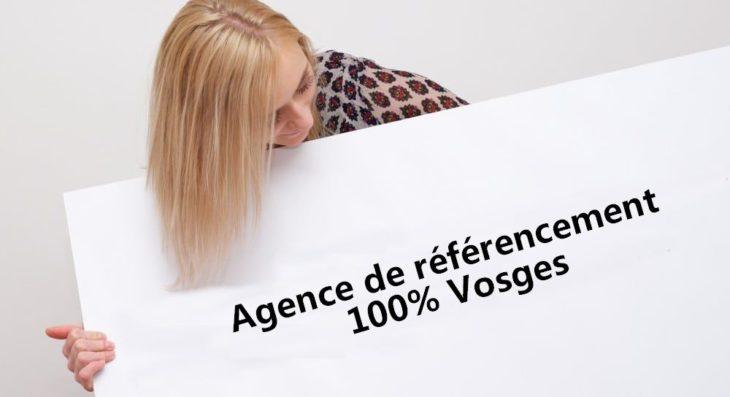 agence de référencement Gerardmer