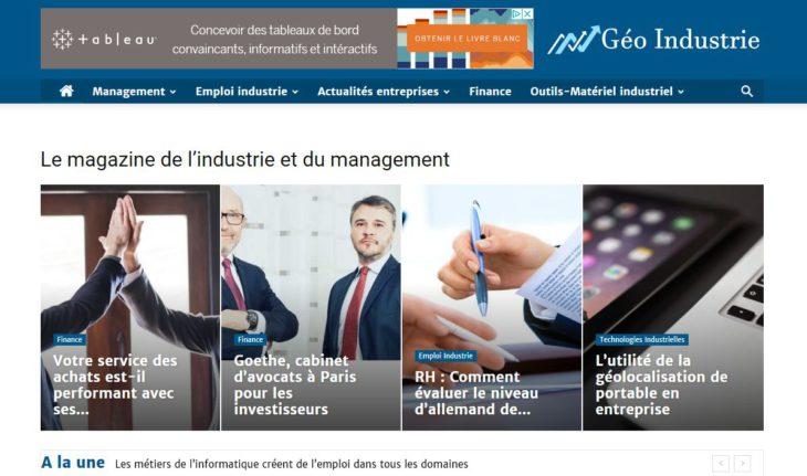 conseils en management industriel