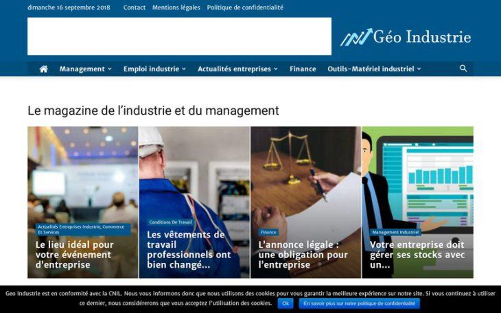 magazine management entreprise