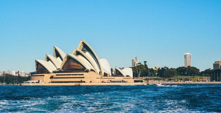 voyage en australie