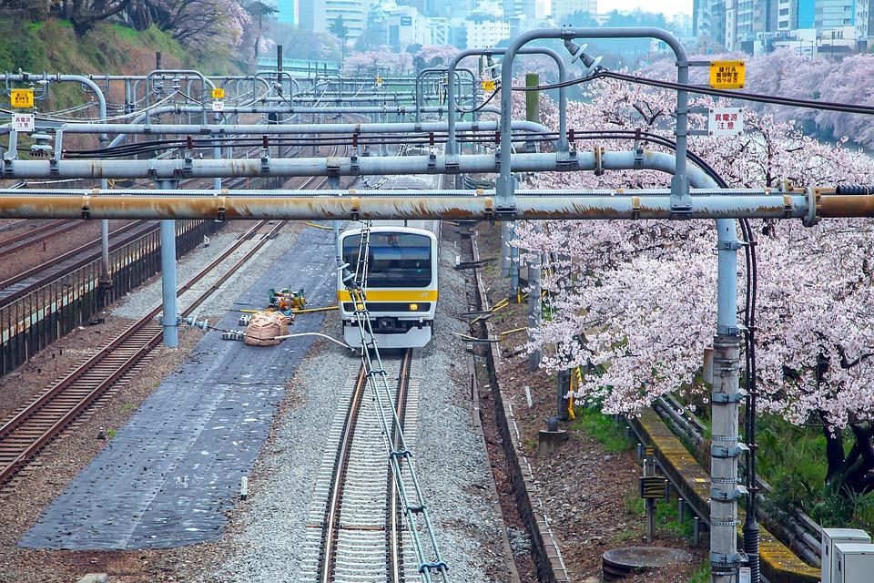 train japon